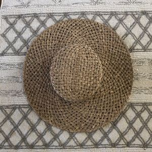 Accessories - Lack of Color straw hat size small